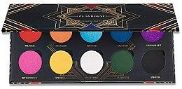 Parfüm, Parfüméria, kozmetikum Szemhéjfesték paletta - London Copyright Magnetic Eyeshadow Palette Playhouse