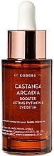 Parfüm, Parfüméria, kozmetikum Ránctalanító booster arcra - Korres Castanea Arcadia Aufpolsternder Anti-Falten Booster