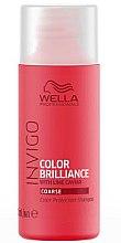 Parfüm, Parfüméria, kozmetikum Színvédő sampon - Wella Professionals Invigo Color Brillance Shampoo