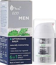Parfüm, Parfüméria, kozmetikum Hidratáló borotválkozás utáni balzsam 6in1 - Ava Laboratorium Eco Men Lotion