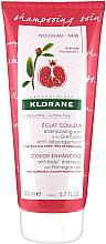 Parfüm, Parfüméria, kozmetikum Sampon - Klorane Color Enhancing Anti-Fade Shampoo With Pomegranate