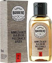 Parfüm, Parfüméria, kozmetikum Szakáll hidratáló olaj - Barbero Beard Care Moisturizing Oil
