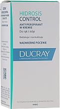 Parfüm, Parfüméria, kozmetikum Krém alapú izzadásgátló kézre és lábra - Ducray Hidrosis Control Antiperspirant Cream