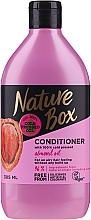 Parfüm, Parfüméria, kozmetikum Hajkondícionáló mandulaolajjal - Nature Box Almond Oil Conditioner
