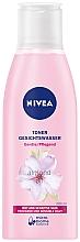 """Parfüm, Parfüméria, kozmetikum Puhító tonik """"Szépség és gyengédség"""" - Nivea Visage Soothing Toner"""