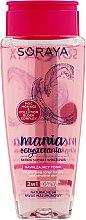 Parfüm, Parfüméria, kozmetikum Hidratáló tonik száraz és érzékeny bőrre - Soraya Cleansing Mania Moisturising Tonic