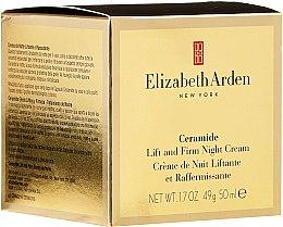 Parfüm, Parfüméria, kozmetikum Éjszakai krém arcra és nyakra - Elizabeth Arden Ceramide Plump Perfect Ultra All Night Repair and Moisture Cream for Face and Throat