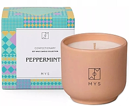 """Parfüm, Parfüméria, kozmetikum Szójagyertya """"Menta"""" - Mys Peppermints Candle"""