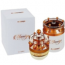 Parfüm, Parfüméria, kozmetikum Al Haramain Manege Blanche - Eau De Parfum