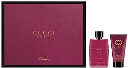 Parfüm, Parfüméria, kozmetikum Gucci Guilty Absolute Pour Femme - Szett (edp/50ml + b/lot/50ml)