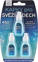 Parfüm, Parfüméria, kozmetikum Leheletfrissítő cseppek - VitalCare White Pearl Drops For Fresh Breath