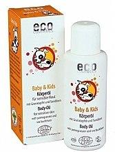 Parfüm, Parfüméria, kozmetikum Baba testolaj - Eco Cosmetics Baby&Kids Body Oil