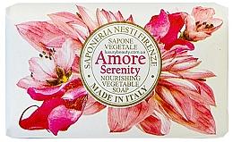 Parfüm, Parfüméria, kozmetikum Jázmin, bazsarózsa és ilang ilang illatú szappan - Nesti Dante Amore Serenity Nourishing Vegetable Soap