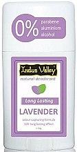 """Parfüm, Parfüméria, kozmetikum Izzadásgátló stift """"Levendula"""" - Indus Valley Lavender Deodorant Stick"""