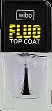 Parfüm, Parfüméria, kozmetikum Átlátszó körömlakk - Wibo Fluo Top Coat