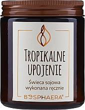 Parfüm, Parfüméria, kozmetikum Illatosított szójagyertya - Bosphaera Tropical Intoxication Candle