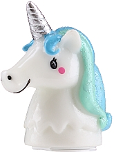 """Parfüm, Parfüméria, kozmetikum Ajakápoló """"Nagy egyszarvú"""", mágikus kókusz - Martinelia Unicorn Magical Kokos Lip Balm"""