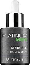 Parfüm, Parfüméria, kozmetikum Szakállolaj - Dr Irena Eris Platinum Men Beard oil