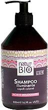 Parfüm, Parfüméria, kozmetikum Sampon - Renee Blanche Natur Green Bio Illuminante Shampoo