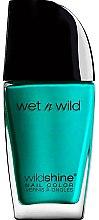 Parfüm, Parfüméria, kozmetikum Körömlakk - Wet N Wild Shine Nail Color