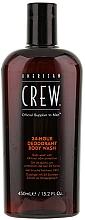 Parfüm, Parfüméria, kozmetikum Izzadásgátló hatású tusfürdő gél 24h - American Crew Classic 24-Hour Deodorant Body Wash
