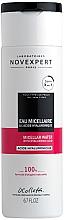 Parfüm, Parfüméria, kozmetikum Micellás víz arcra - Novexpert Hyaluronic Acid Micellar Water