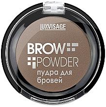 Parfüm, Parfüméria, kozmetikum Szemöldökpúder - Luxvisage Brow Powder