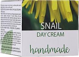Parfüm, Parfüméria, kozmetikum Nappali arckrém csiga kivonattal - Hristina Cosmetics Handmade Snail Day Cream
