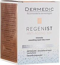 Parfüm, Parfüméria, kozmetikum Nappali regeneráló krém 50+ - Dermedic Regenist ARS 5 Retinolike Day Intensely Smoothing Repair Cream