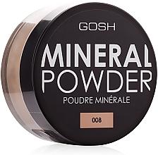 Parfüm, Parfüméria, kozmetikum Ásványi púder - Gosh Mineral Powder