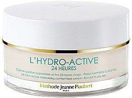 Parfüm, Parfüméria, kozmetikum Hidratáló krém - Methode Jeanne Piaubert L'Hydro-Active 24H 24-hour Active Moisturising Comfort Face Cream Normal to Dry Skin