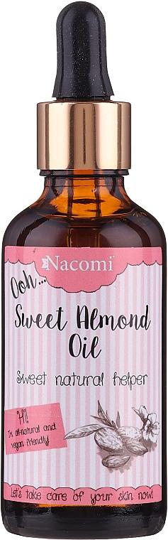 Édes mandulaolaj - Nacomi Sweet Almond Oil