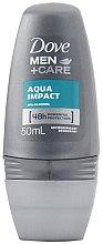 Parfüm, Parfüméria, kozmetikum Golyós izzadásgátló férfiaknak - Dove Aqua Impact 48h Deo Roll-On