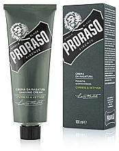 Parfüm, Parfüméria, kozmetikum Borotválkozó krém - Proraso Cypress & Vetyver Shaving Cream