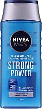 """Parfüm, Parfüméria, kozmetikum Sampon férfiaknak """"Energia és erő"""" - Nivea For Men Shampoo"""