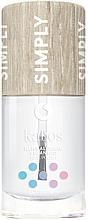 Parfüm, Parfüméria, kozmetikum Fedőlakk - Kabos Simply Top Coat Clean Beauty Top Coat