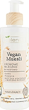 Parfüm, Parfüméria, kozmetikum Arclemosó tej, hidratáló - Bielenda Vegan Muesli Moisturizing Face Cleaning Milk