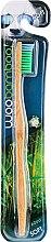 Parfüm, Parfüméria, kozmetikum Lágy fogkefe, zöld - Woobamboo Adult Standard Handle Toothbrush Soft