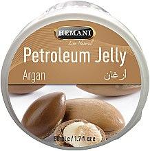 Parfüm, Parfüméria, kozmetikum Vazelin argánolajjal - Hemani Petroleum Jelly With Argan