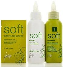 Parfüm, Parfüméria, kozmetikum Lágy dauer vékony és természetes hajra - Vitality's Soft №1