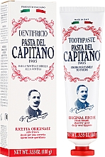 """Parfüm, Parfüméria, kozmetikum Fogkrém """"Original"""" - Pasta Del Capitano Original Recipe Toothpaste"""
