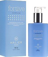 Parfüm, Parfüméria, kozmetikum Hajhullás elleni kondicionáló férfiaknak - Halier Men Fortive Conditioner