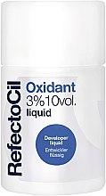 Parfüm, Parfüméria, kozmetikum Oxidálószer 3% folyadék - RefectoCil Oxidant 3% 10 vol. Liquid