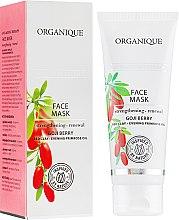 "Parfüm, Parfüméria, kozmetikum Arcmaszk ""Fiatalító"" - Organique Goji Anti-Ageing Therapy Face Mask"