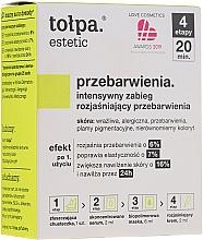 Parfüm, Parfüméria, kozmetikum 4 lépéses bőrvilágosító kezelés - Tolpa Estetic 4 Step Intensive Treatment Care