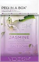 """Parfüm, Parfüméria, kozmetikum Pedikűr készlet """"Jázmin"""" - Voesh Pedi In A Box Deluxe Pedicure Jasmine Soothe"""