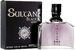 Parfüm, Parfüméria, kozmetikum Jeanne Arthes Sultan Black - Eau De Toilette
