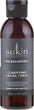 Parfüm, Parfüméria, kozmetikum Tisztító arctonik - Sukin Oil Balancing Clarifying Facial Tonic