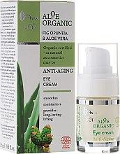 Parfüm, Parfüméria, kozmetikum Szemkörnyékápoló krém - Ava Laboratorium Aloe Organiic Eye Cream