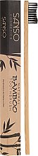 Parfüm, Parfüméria, kozmetikum Bambusz fogkefe - Sanso Cosmetics Natural Bamboo Toothbrushes